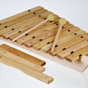 Xylofoner / marimbaer / klokkespill